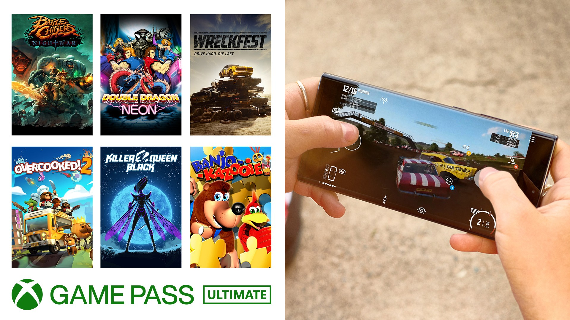 Neu im Xbox Game Pass: Fable Anniversary, MLB The Show 21, und mehr! Touch Control