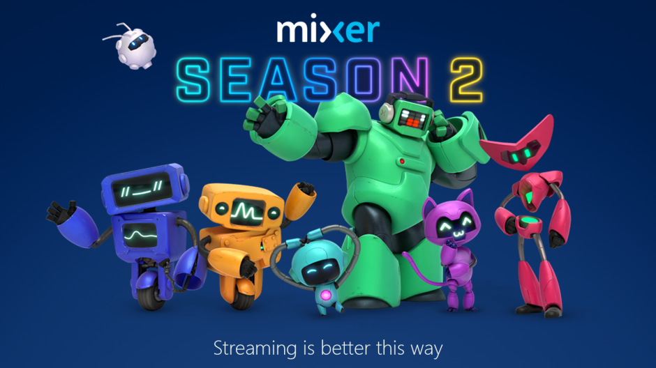 Video For Mixer: Willkommen in Season 2