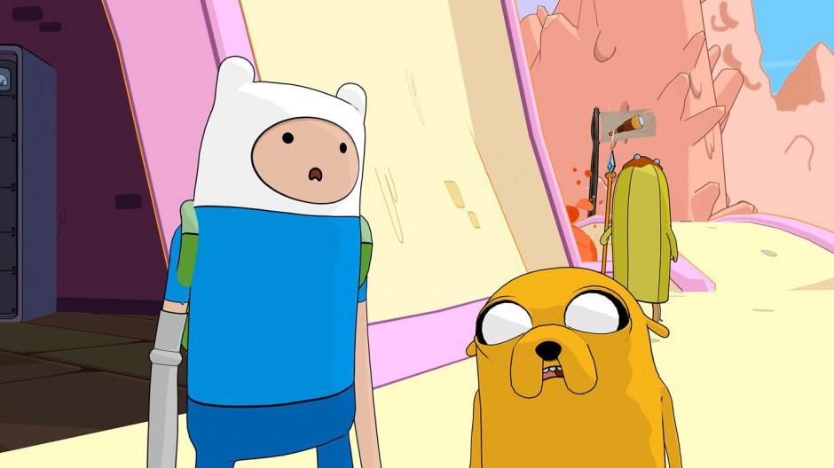 Next Week on Xbox: Adventure Time