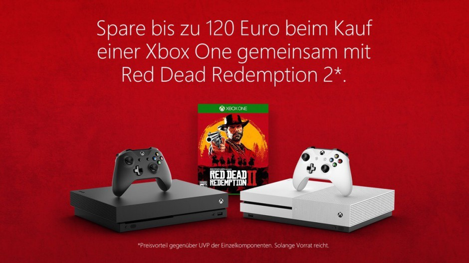 Red Dead Redemption 2: Satte Xbox One-Rabatte zum Launch