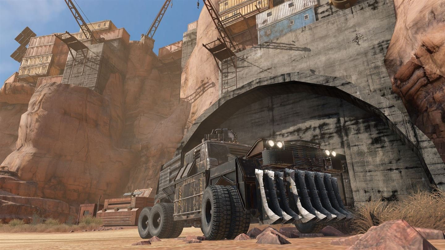 Craft Your Ride in the Post-Apocalyptic World of Crossout