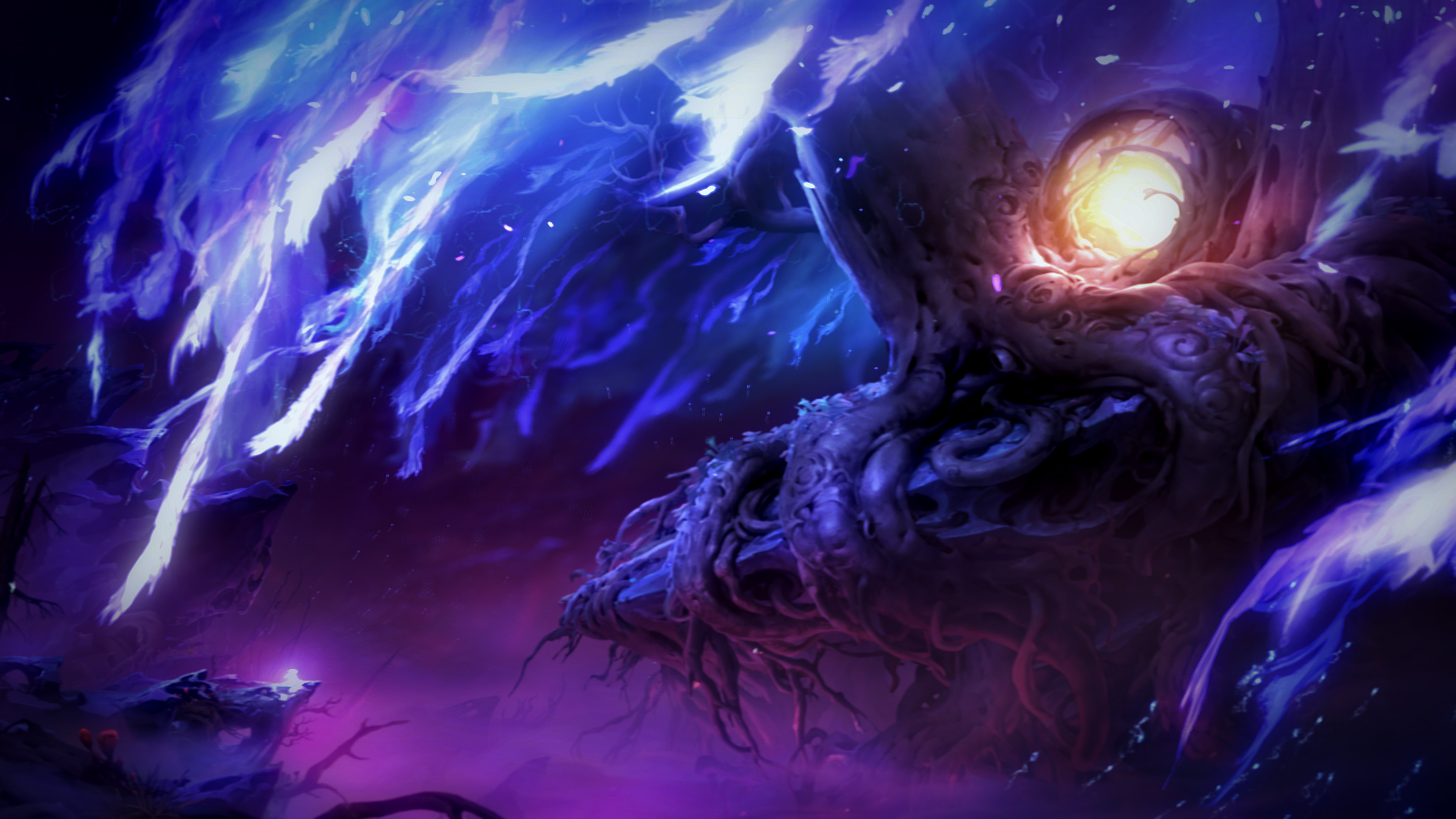 Ori and the Will of the Wisps Stump