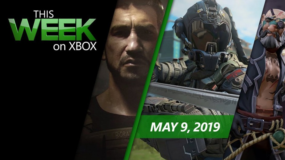 Video For This Week on Xbox: May 10, 2019