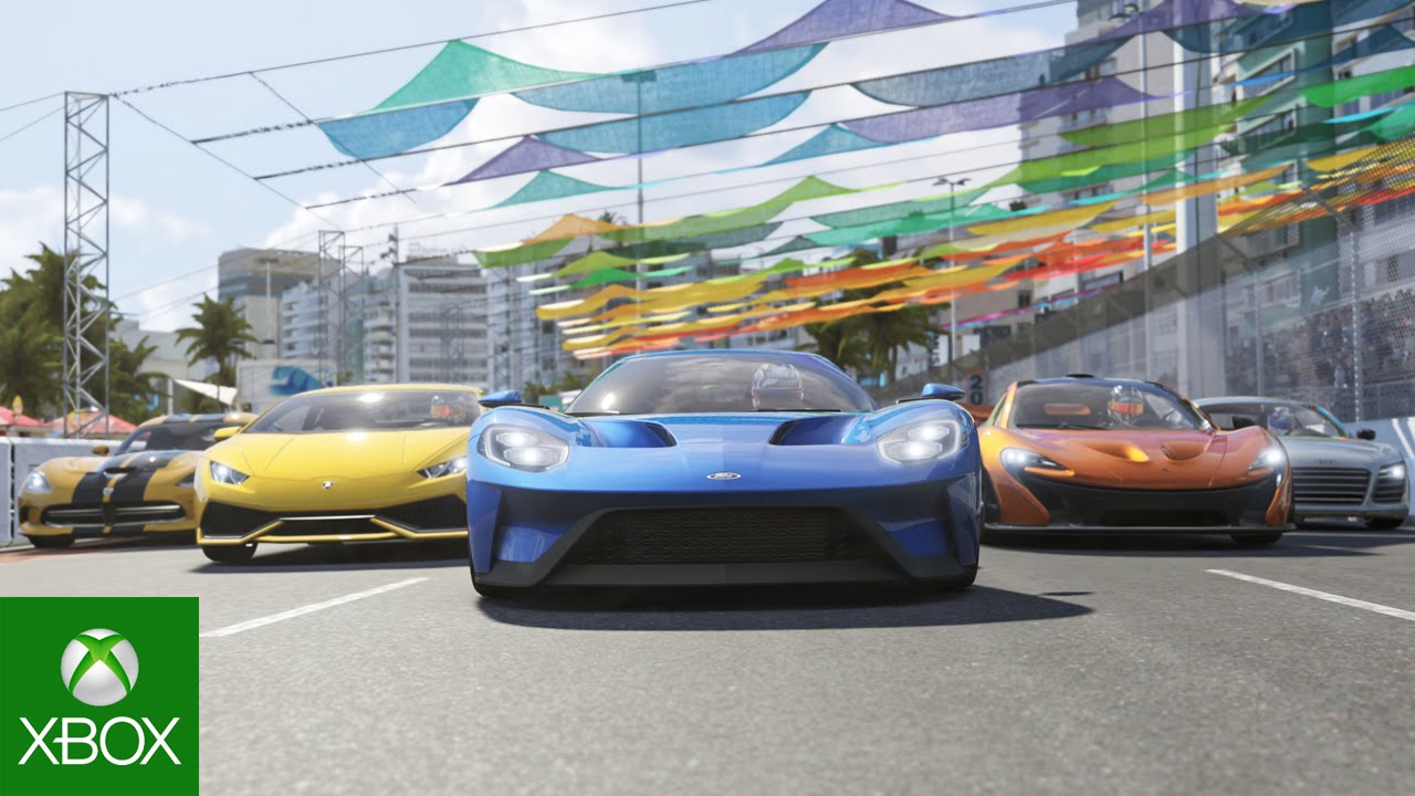 Video For Join Seven Million Forza Players on Xbox One, the Home of Racing