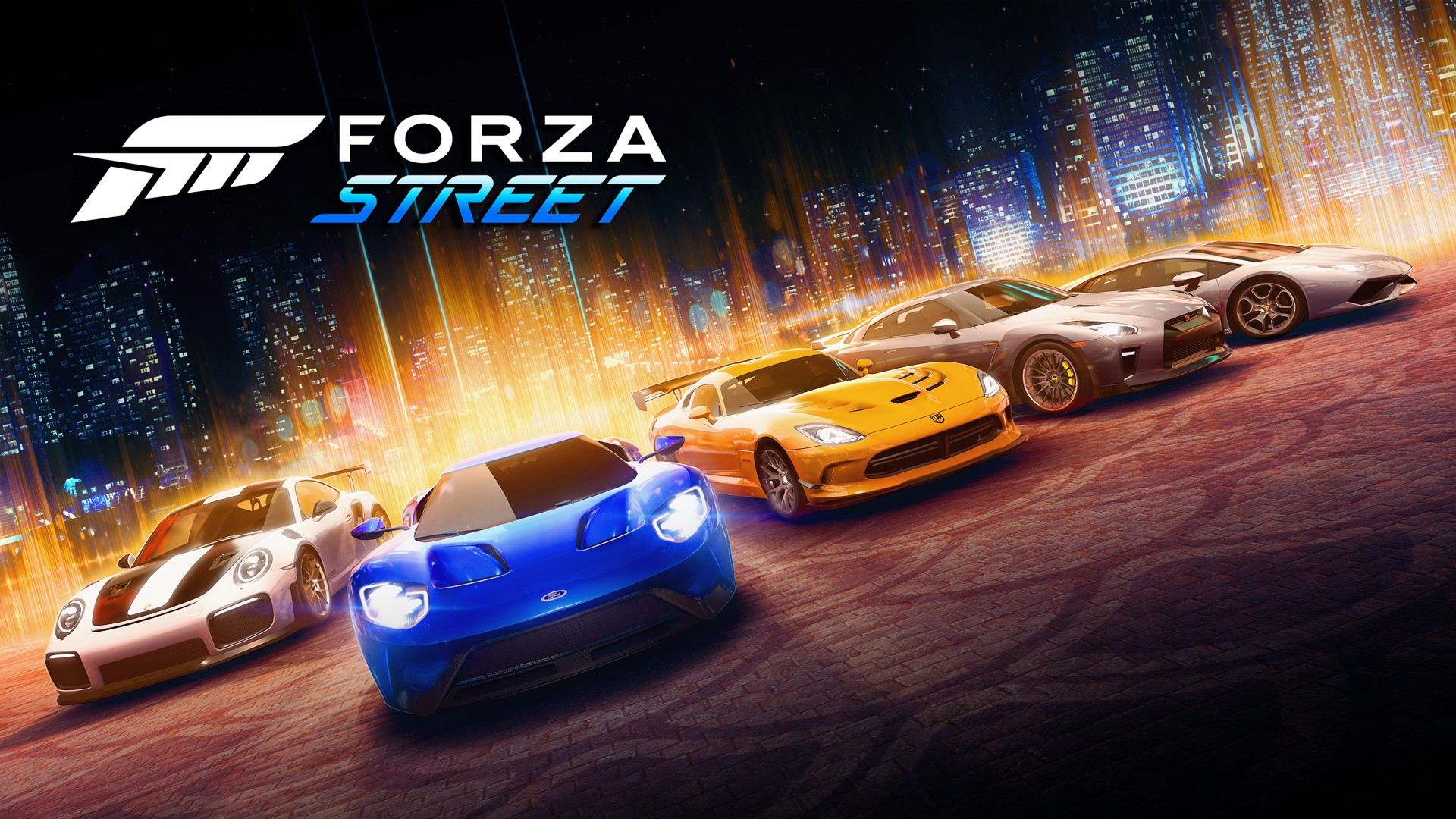 Image of article 'Forza Street Now Available on iOS and Android!'