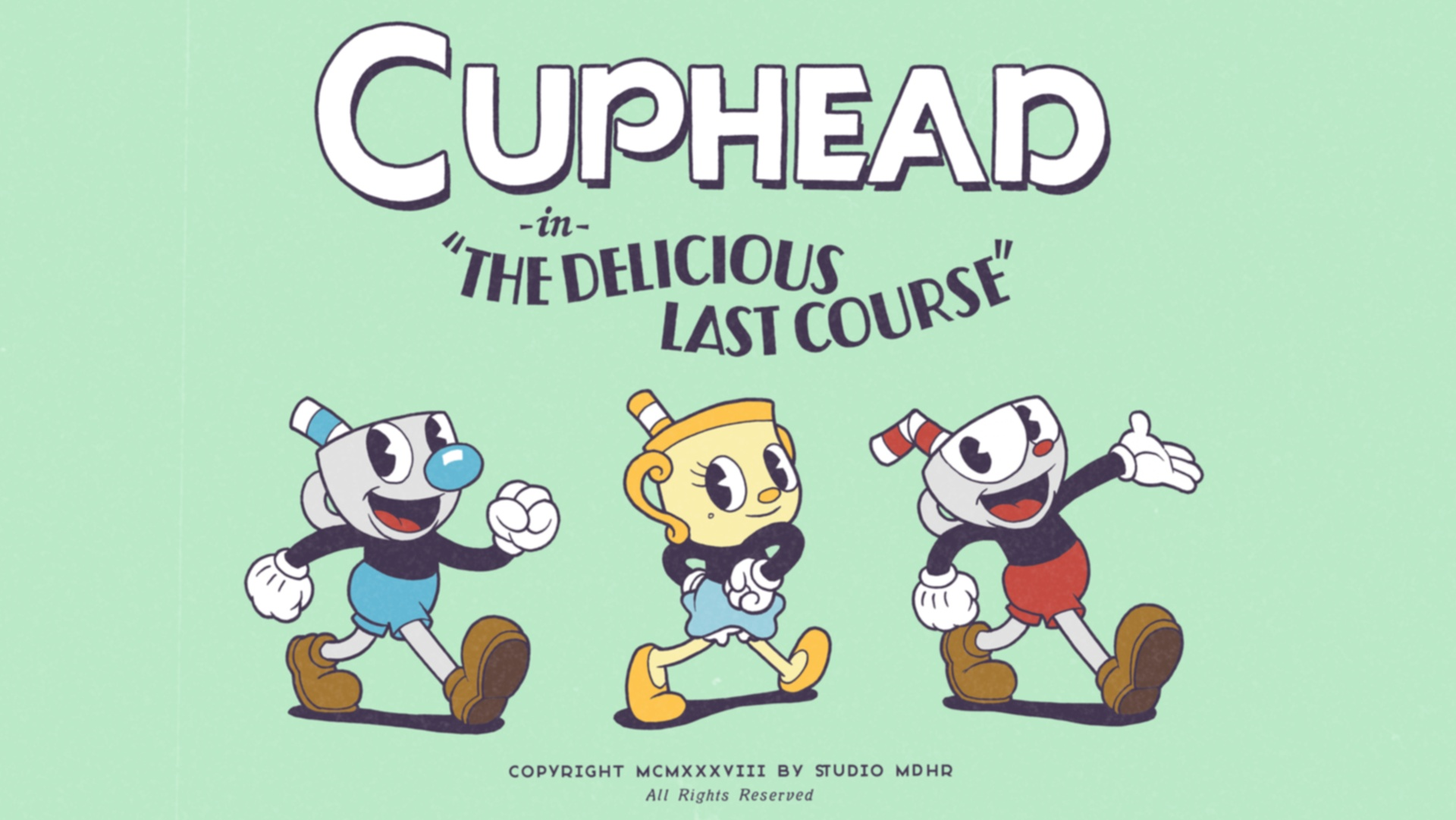 Video For Your First Bite of The Delicious Last Course with an Update from Studio MDHR on Cuphead DLC