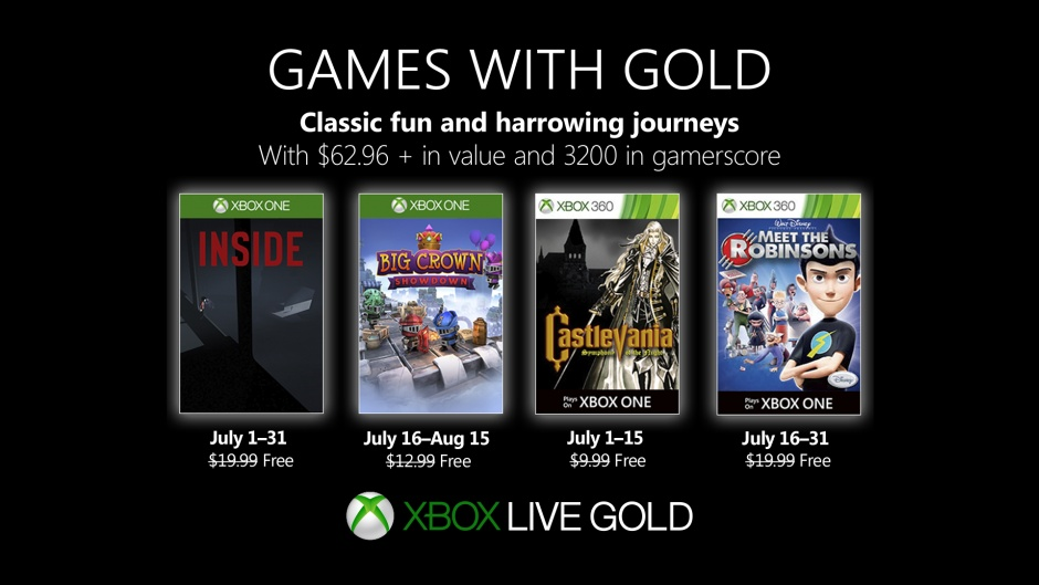 New Games With Gold For March 2020 Xbox Wire