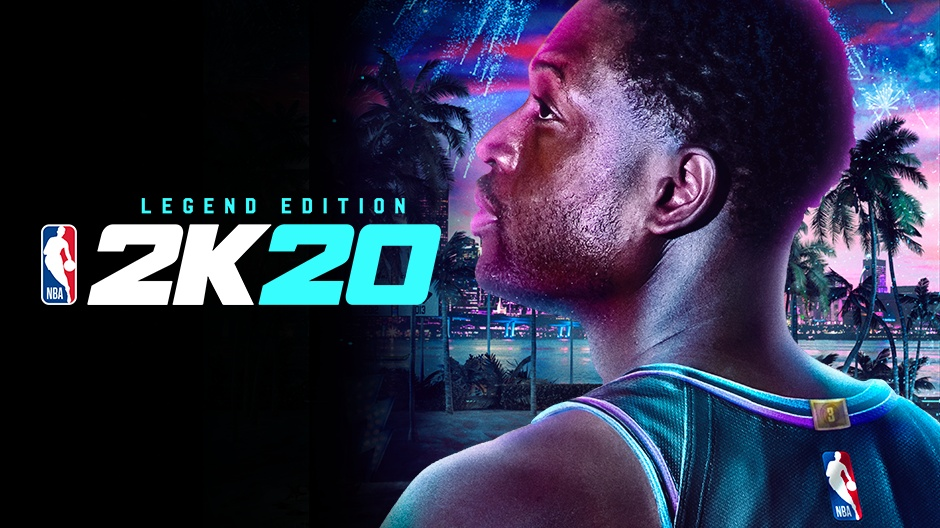 NBA 2K20 Hero Image