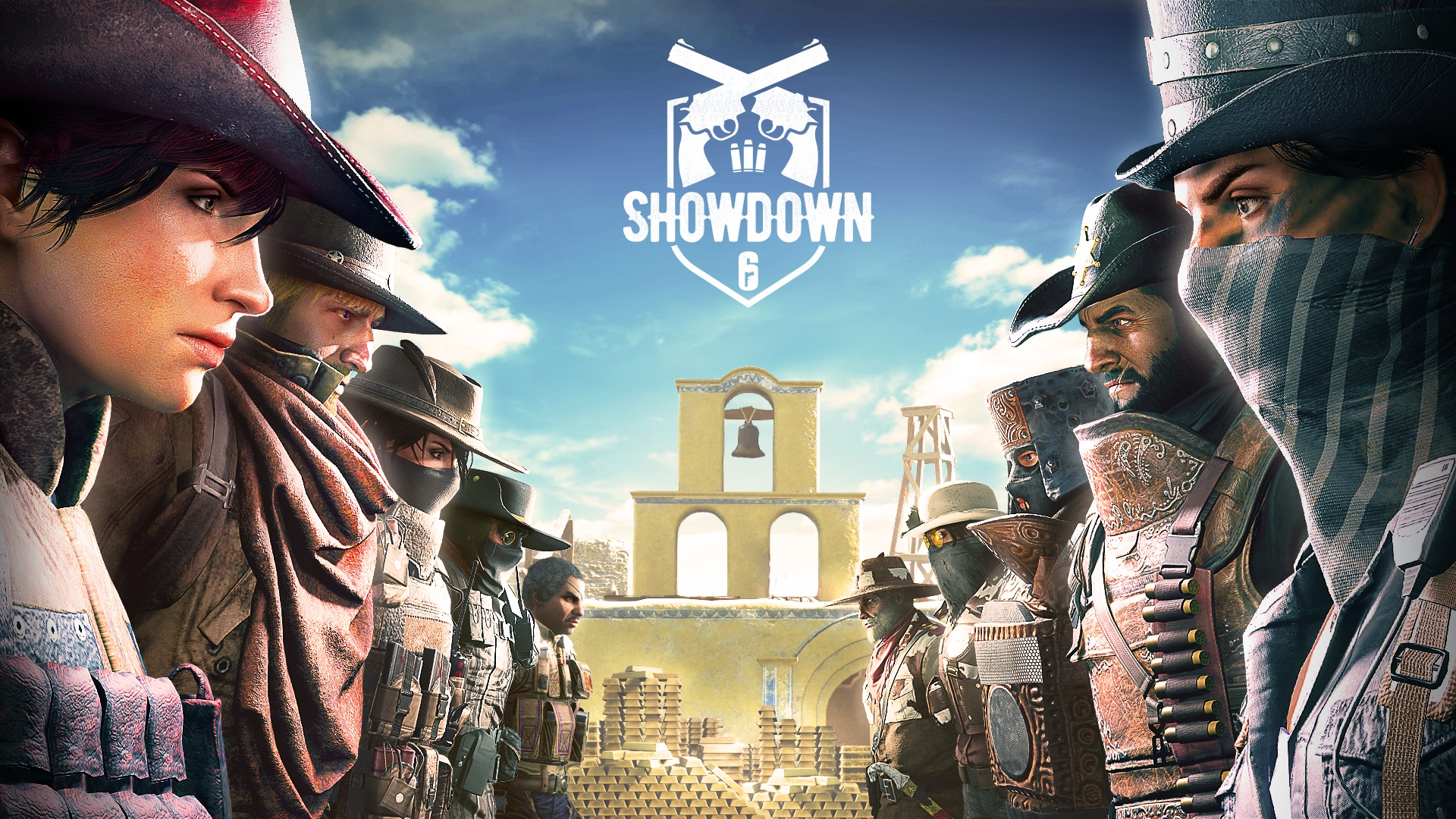 showdown at fort truth in rainbow six siege on xbox one