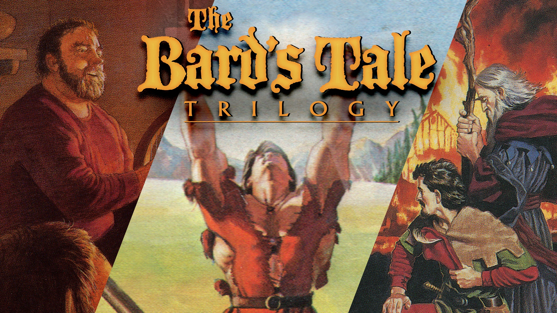 Video For The Bard's Tale Trilogy and Wasteland Remasters Coming Soon to Xbox Game Pass