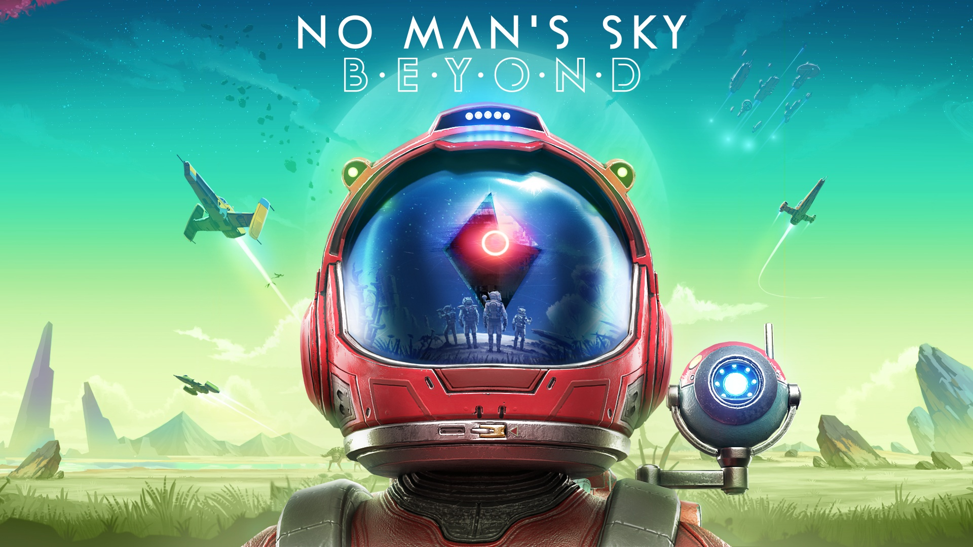 Video For Go Beyond with the Biggest Free Update Yet to No Man's Sky on Xbox One