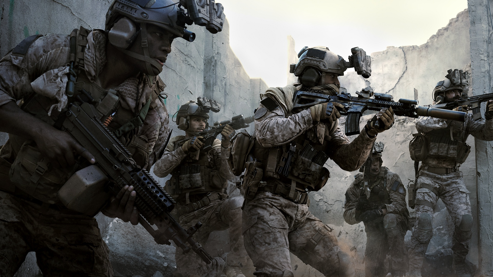 Video For Call of Duty: Modern Warfare Multiplayer Premiere Reveal is Live on Mixer