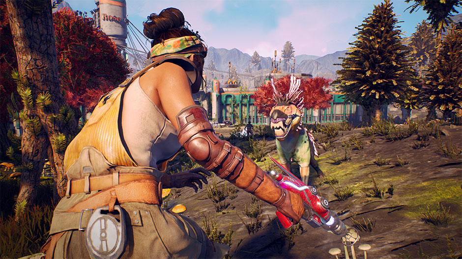 Video For Storytelling in Space: A Q&A with Co-Director of The Outer Worlds
