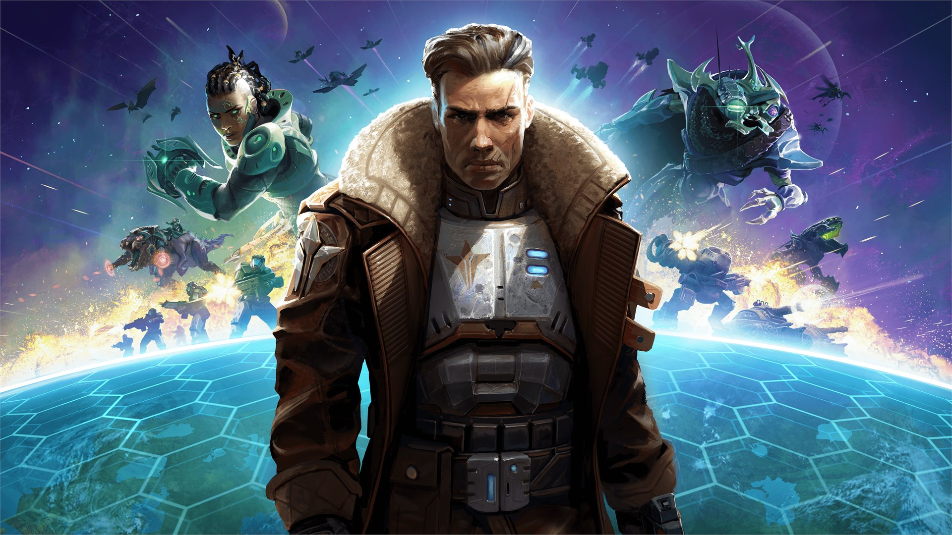 Video For Build Extraordinary Empires Today in Age of Wonders: Planetfall on Xbox One