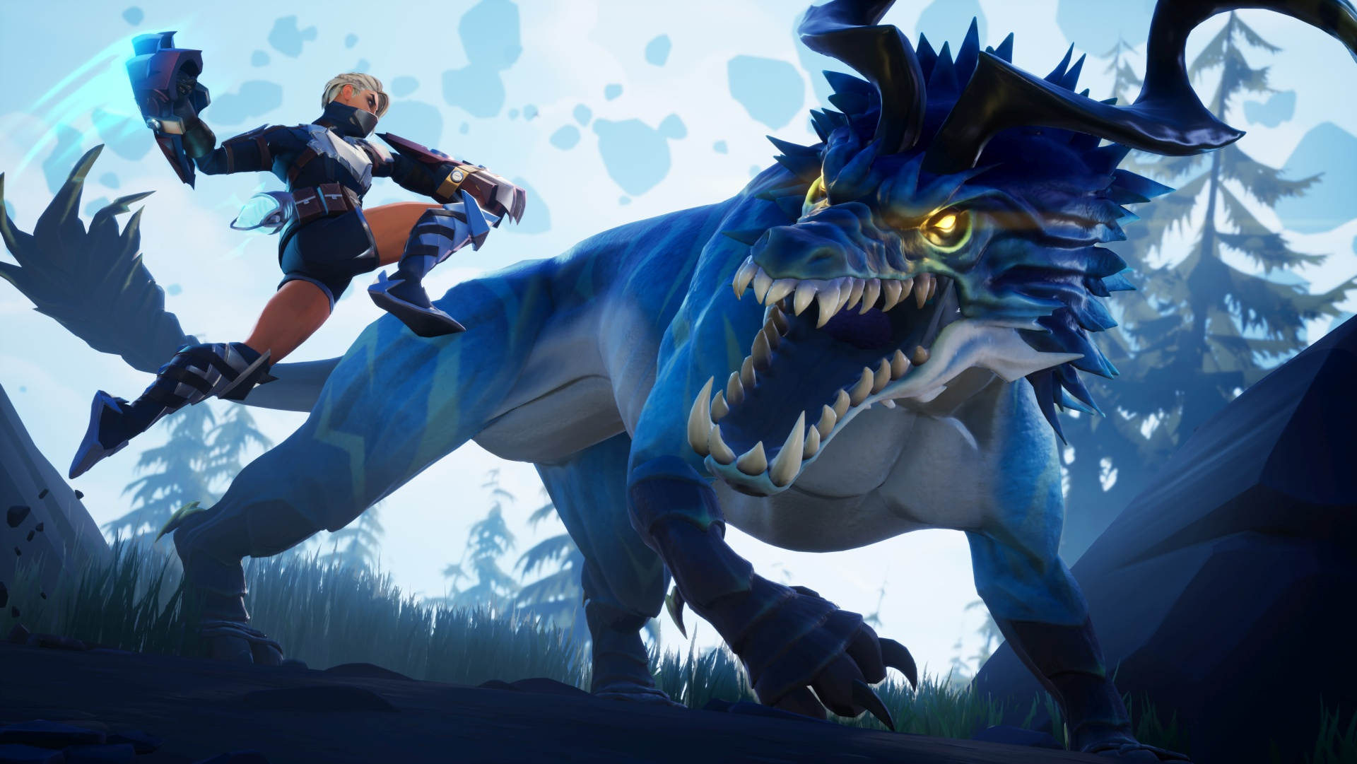 Video forMaster the Aether Strikers in Dauntless' Latest Update