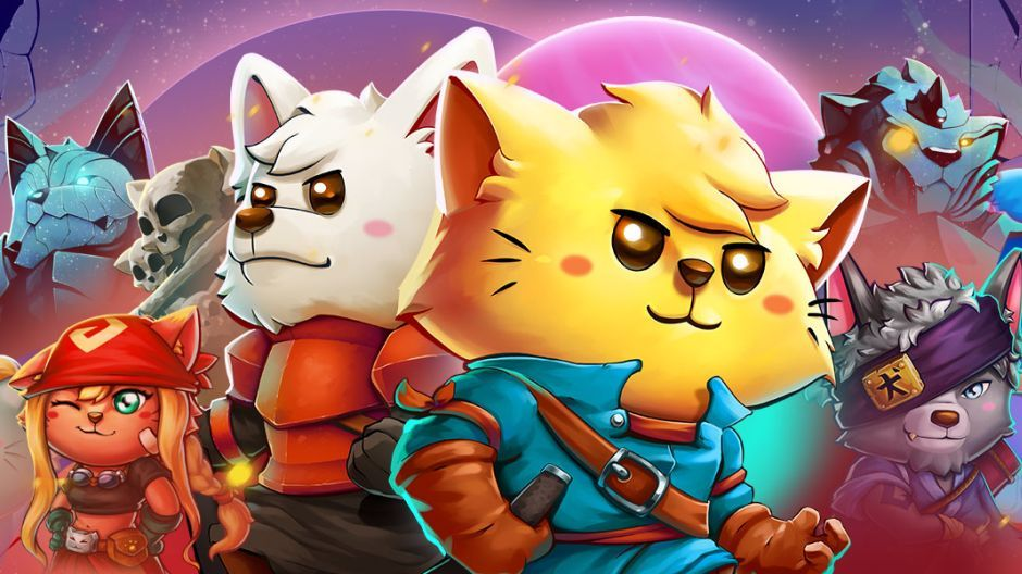 Cat Quest II Hero Image