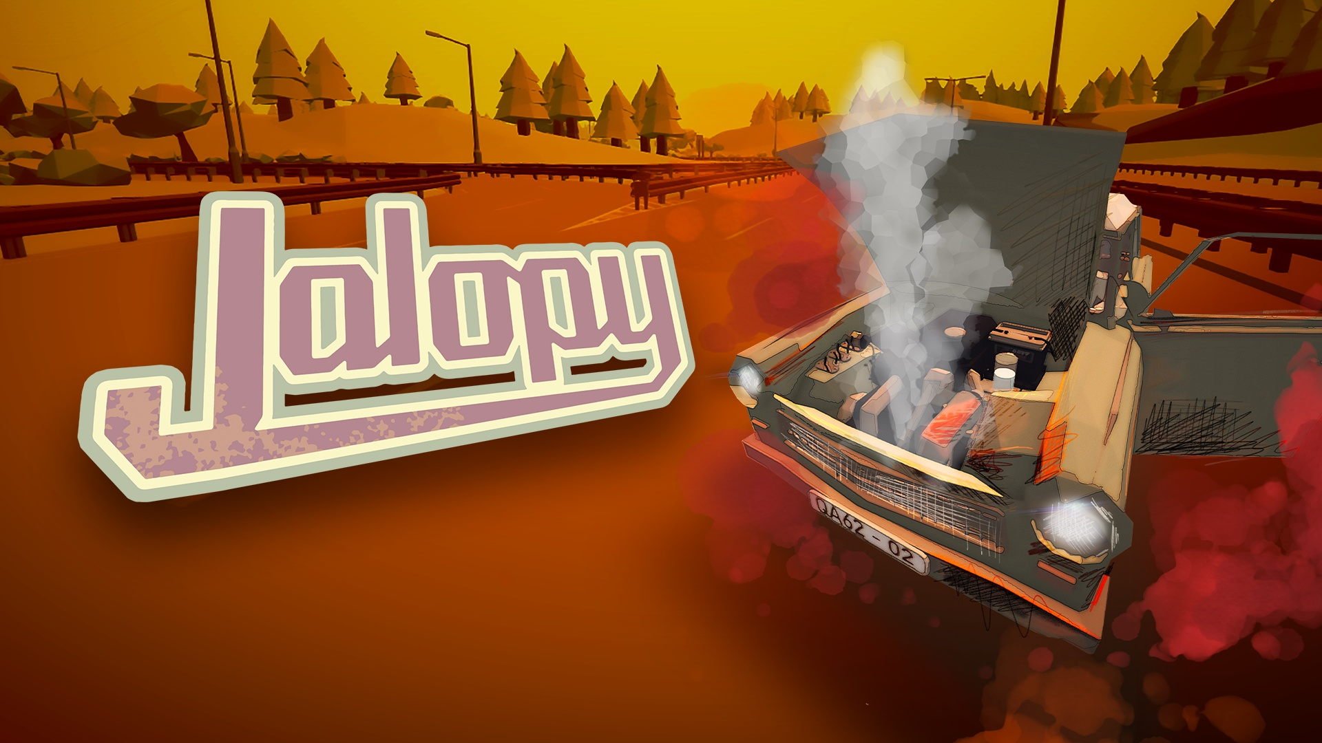 Video For Building Your Scrappy Motoring Masterpiece in Jalopy