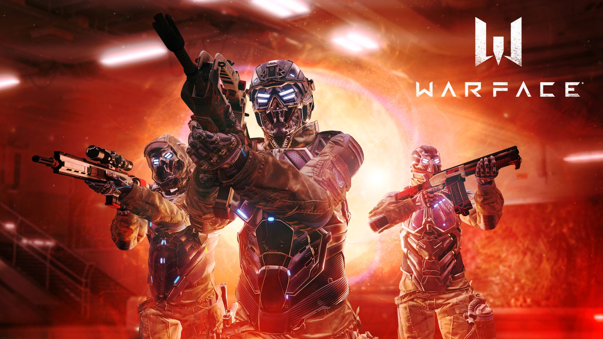 Video For Conquer the Red Planet in New Warface Update on Xbox One