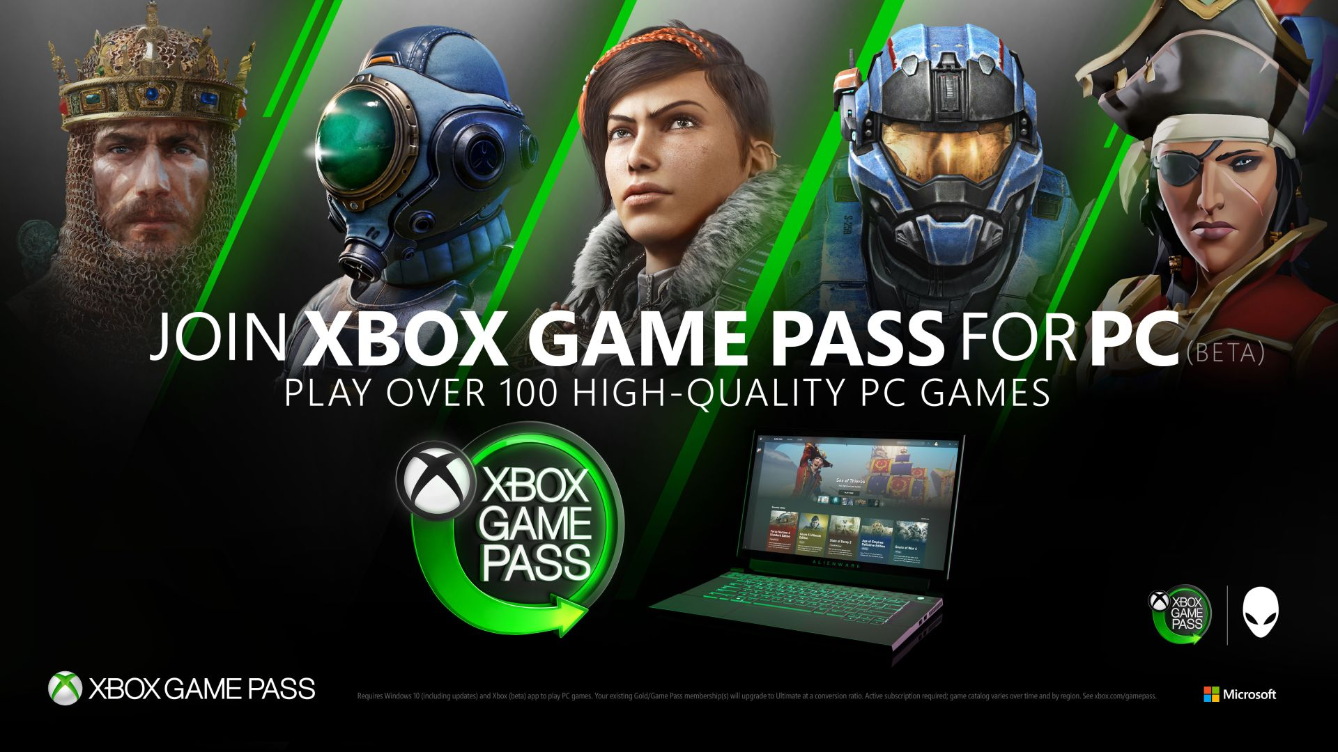 Xbox Game Pass for PC/Dell Promo