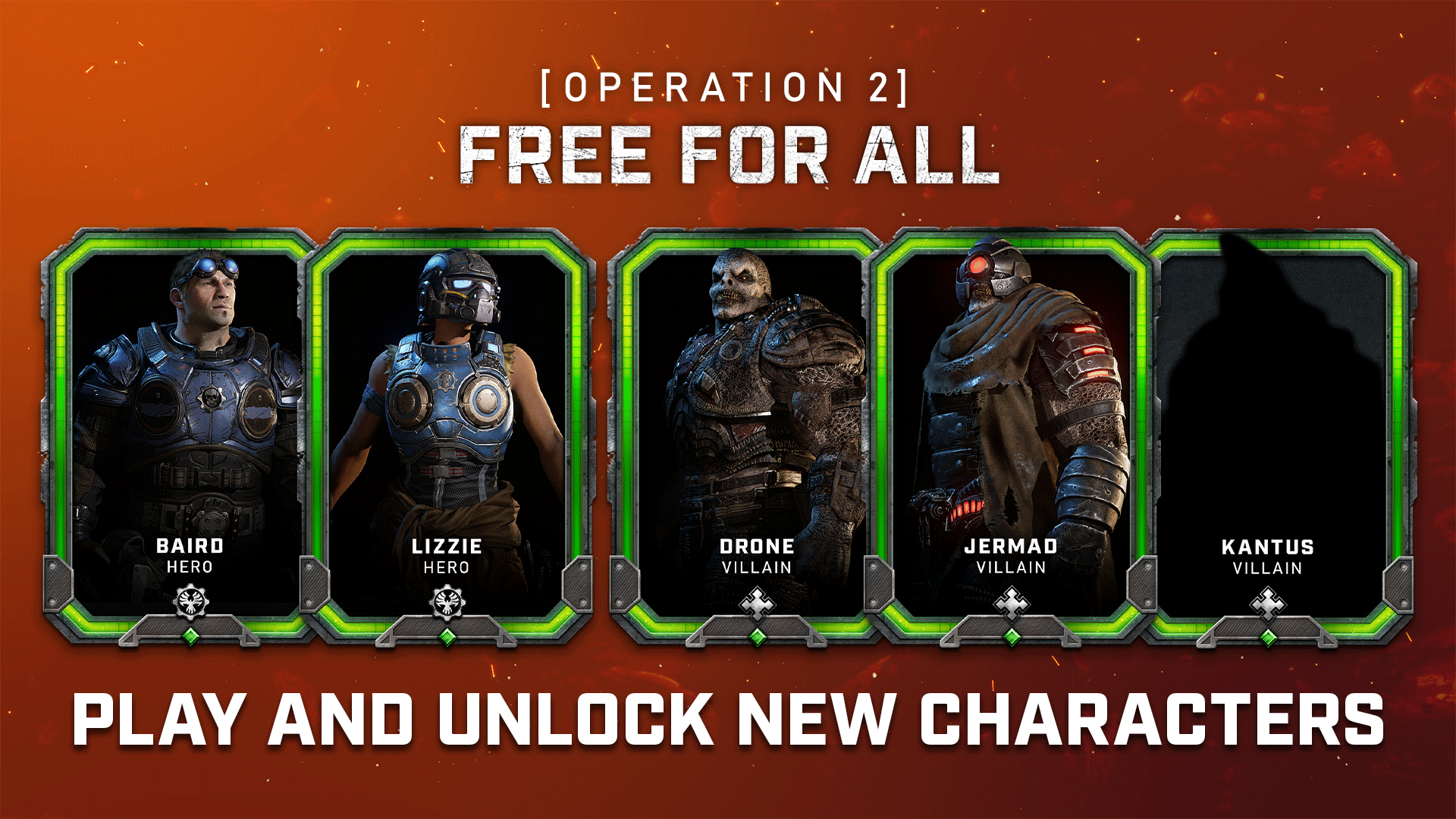 Video For Gears 5 – Operation 2: Free for All Available Today for All Players