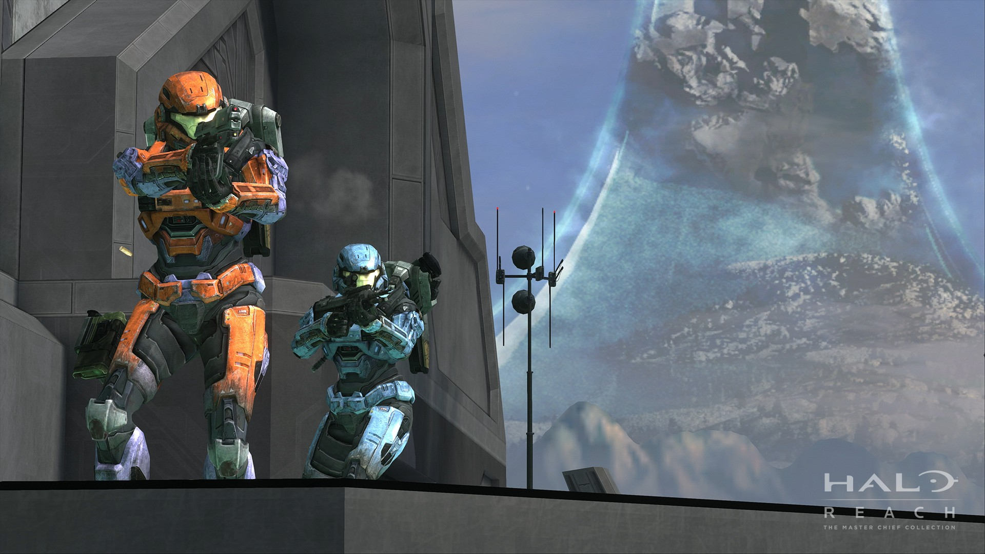 Halo Reach Available Now With Halo The Master Chief