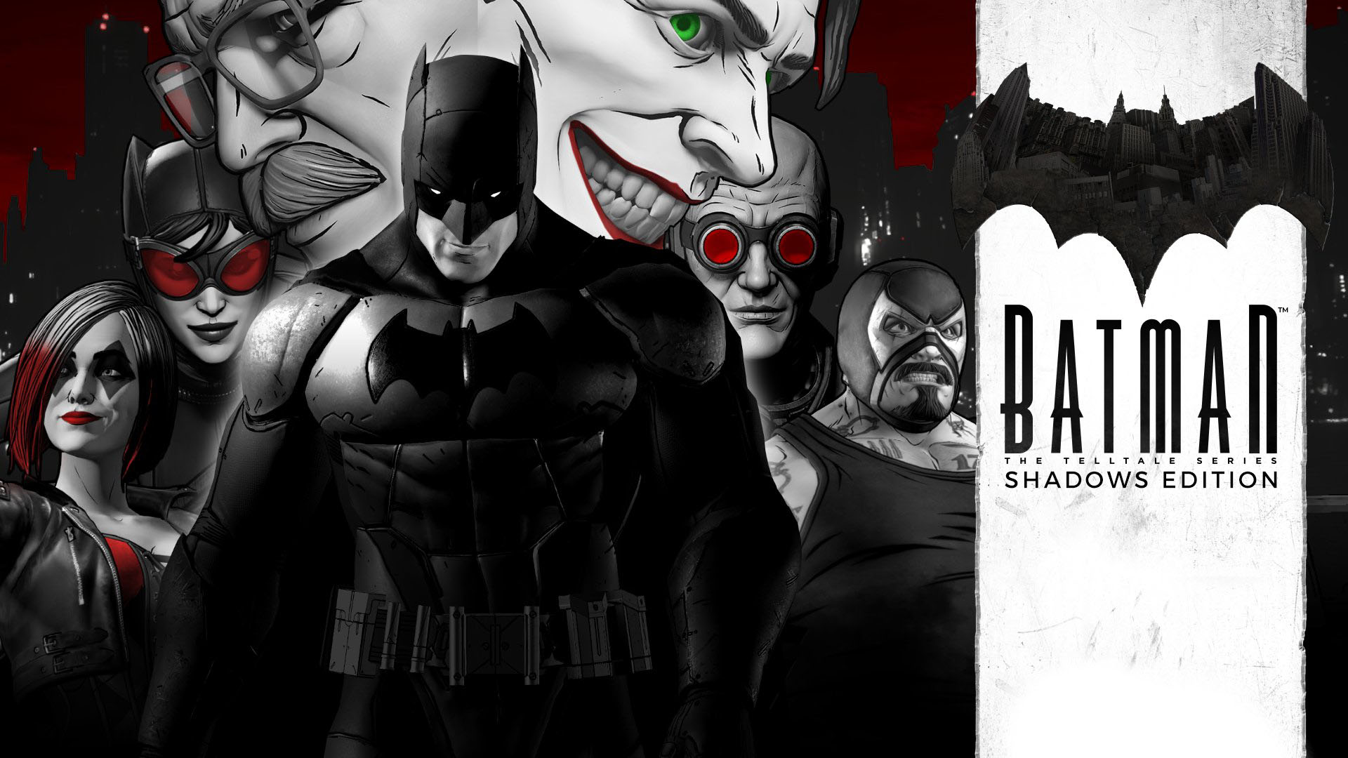 Video For The Telltale Batman Shadows Edition is Available Now on Xbox One