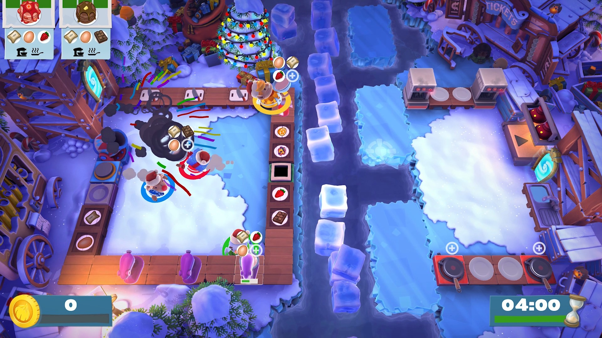 Overcooked! 2 – Winter Wonderland