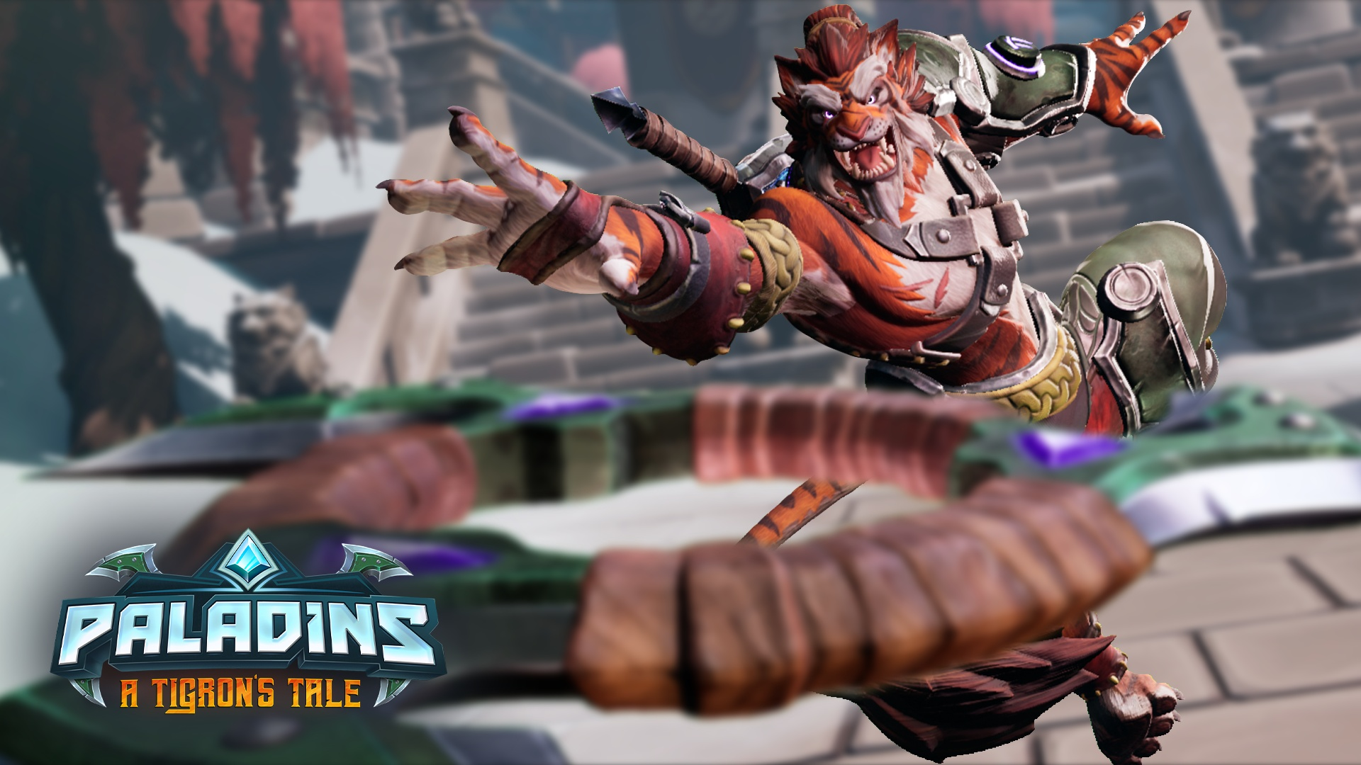 Video For Paladins Season 3 Begins with New Champion Release, Community Battle Pass