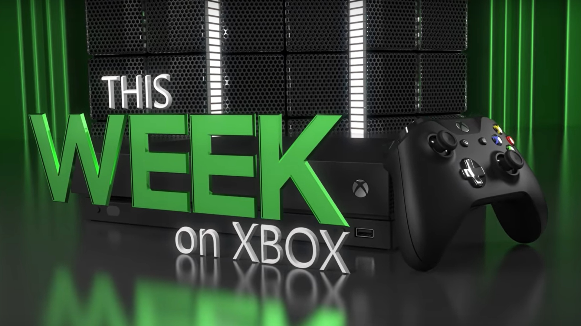 Video For This Week on Xbox: March 27,2020