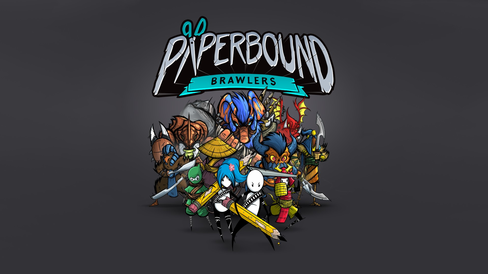 Video For Paperbound Brawlers: A Seven-Year Story in Seven Paragraphs