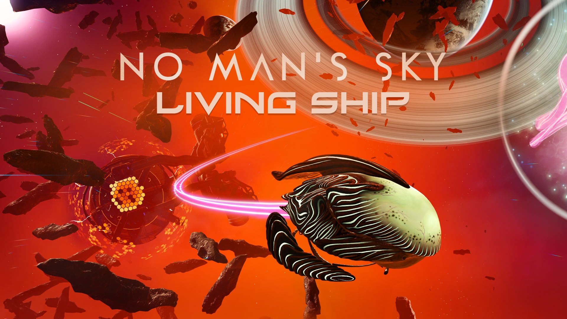 Video For Announcing the Living Ship Update for No Man's Sky on Xbox One