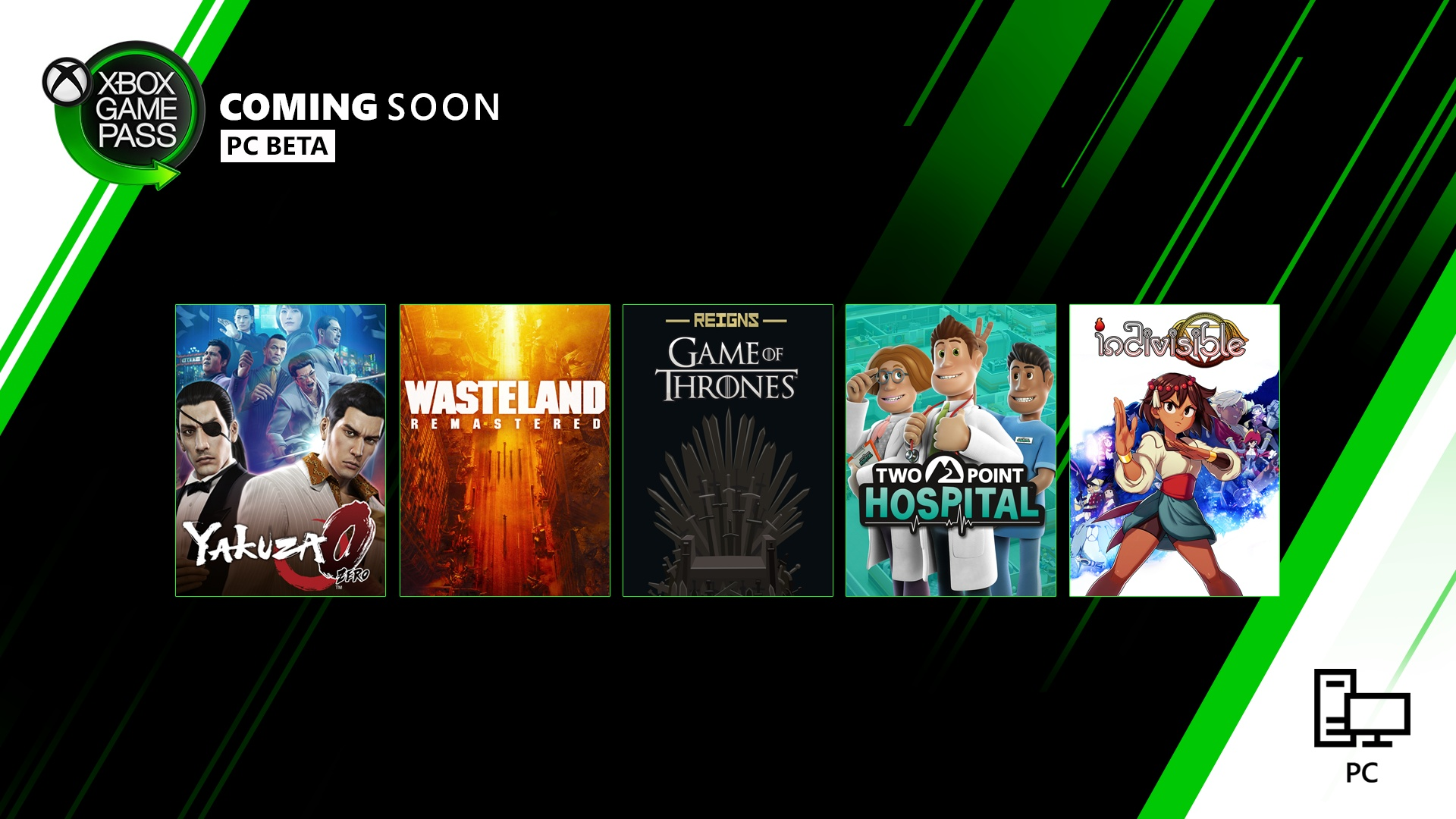 Xbox Game Pass for PC - February Wave 2 Update
