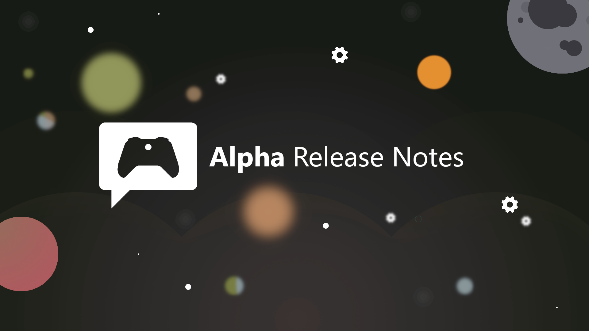 Xbox Insider Release Notes – Alpha (2010.200923-0000)