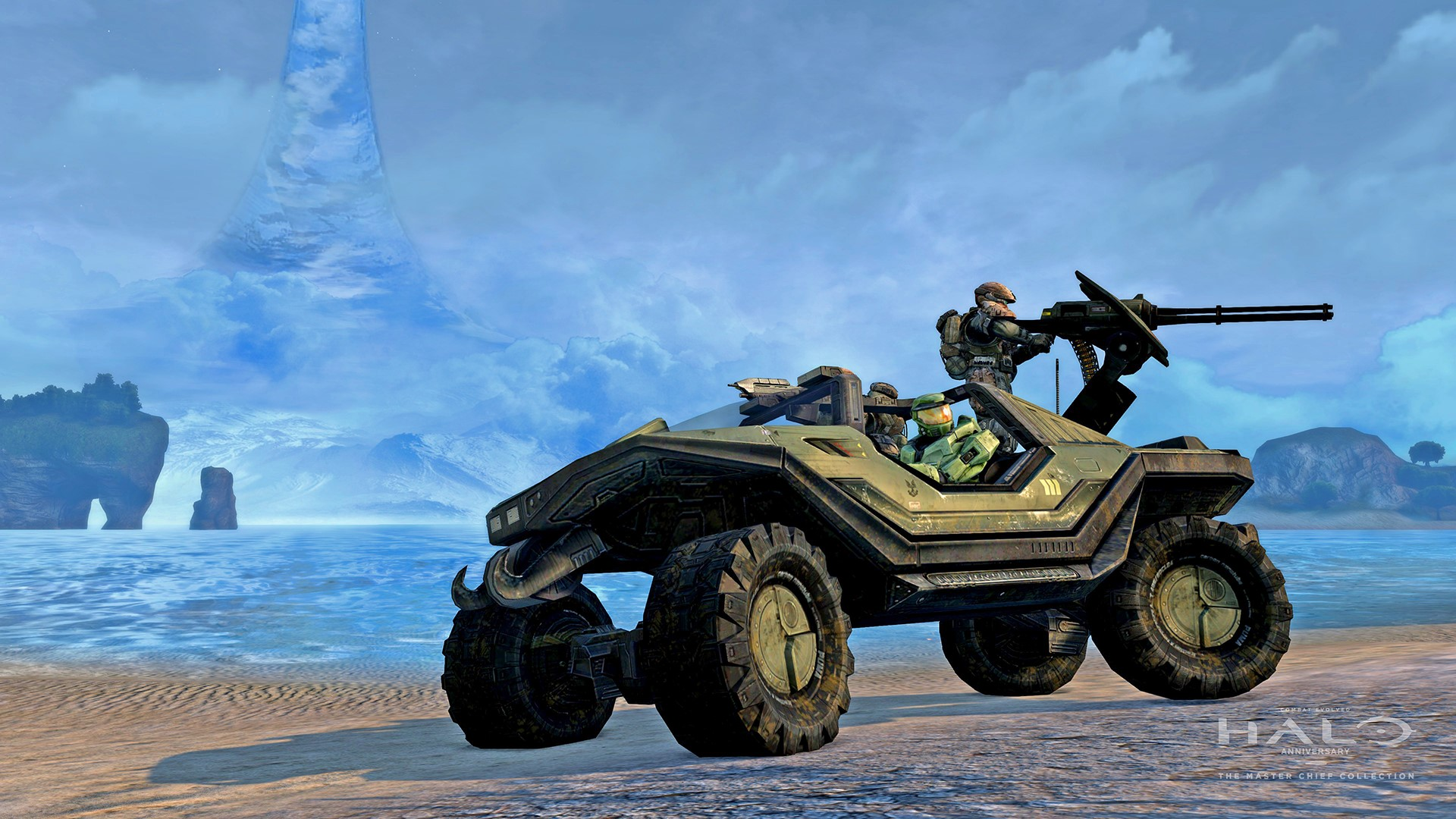 Video For Halo: Combat Evolved Anniversary Available Now for PC with The Master Chief Collection