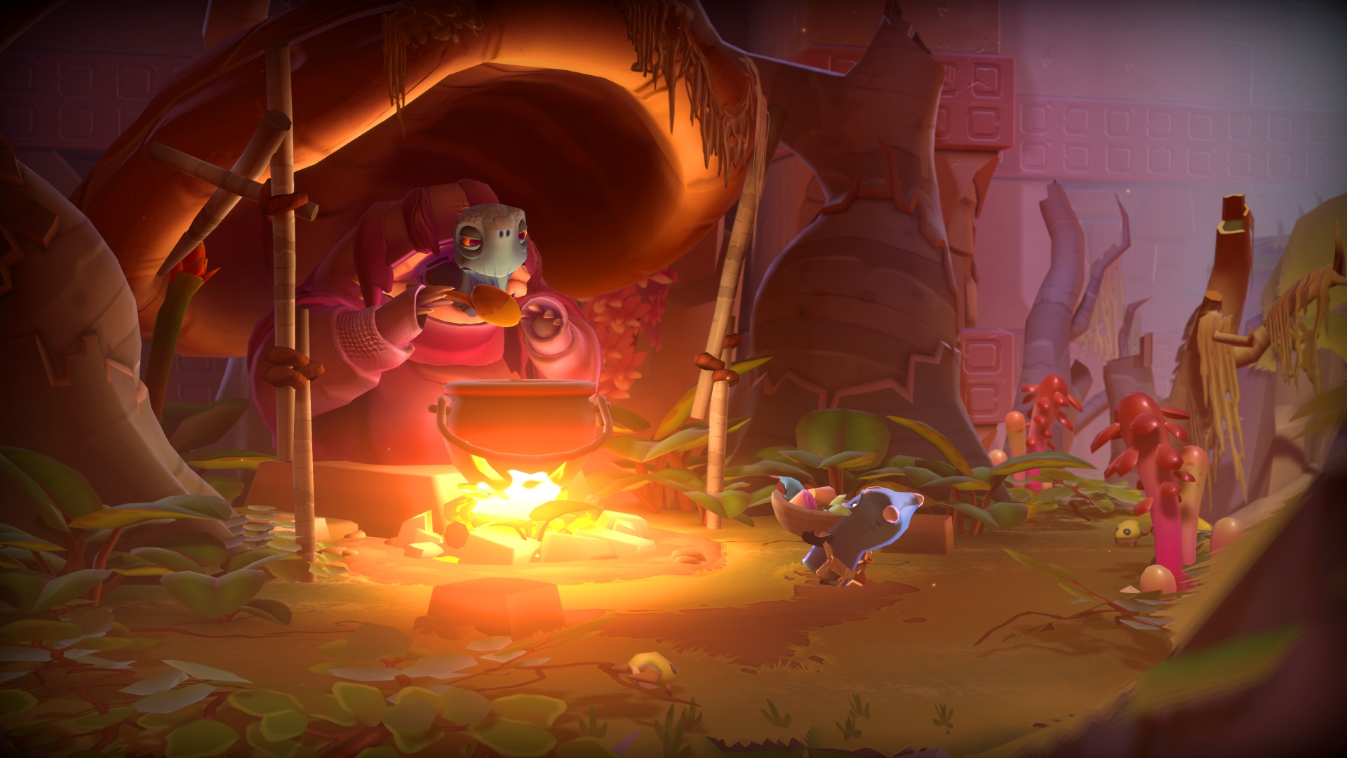 Video For Hello Games' The Last Campfire Coming to Xbox One This Summer