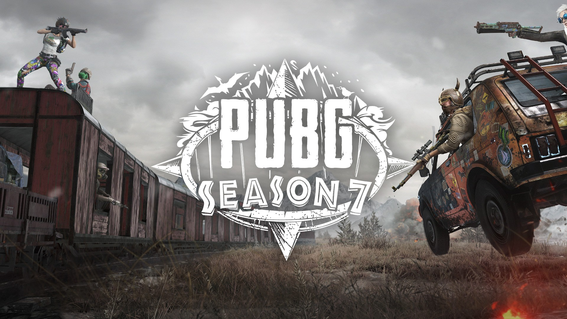 Video For Frosty Map Vikendi Returns to PUBG Today with Season 7