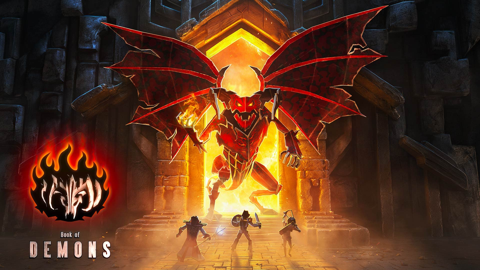 Video For Even Paper Can be Dangerous in Book of Demons, Available Now on Xbox One
