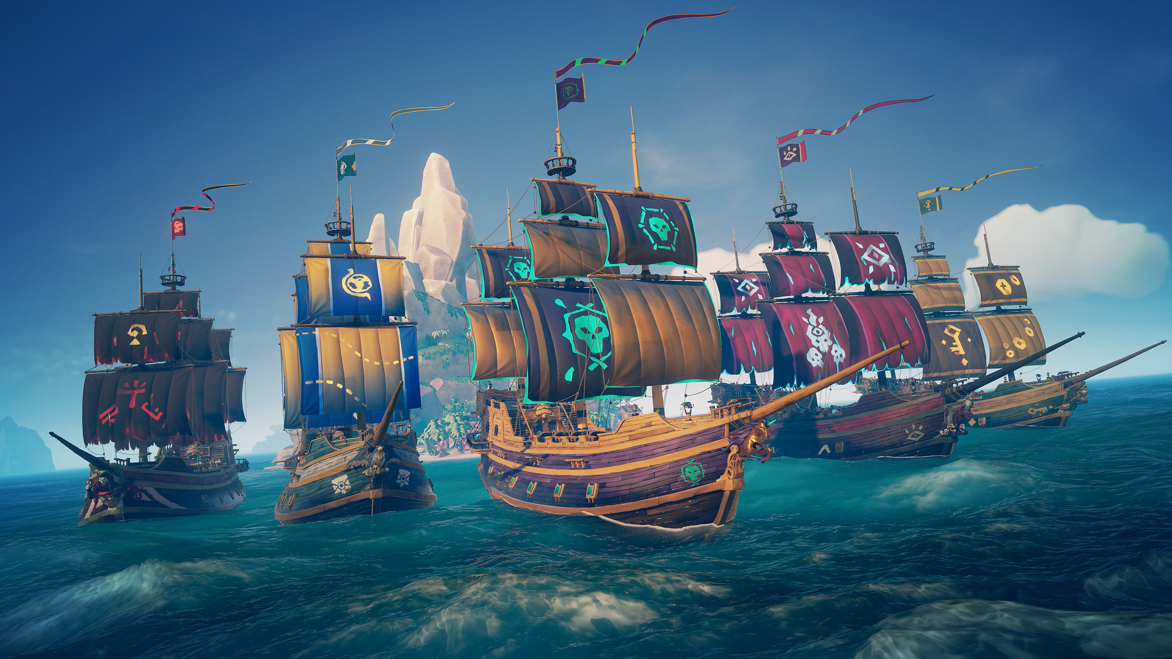 Sea of Thieves – Ships of Fortune