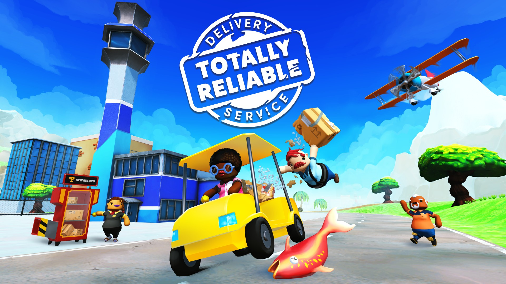Video For Totally Reliable Delivery Service Arrives Today with Xbox Game Pass