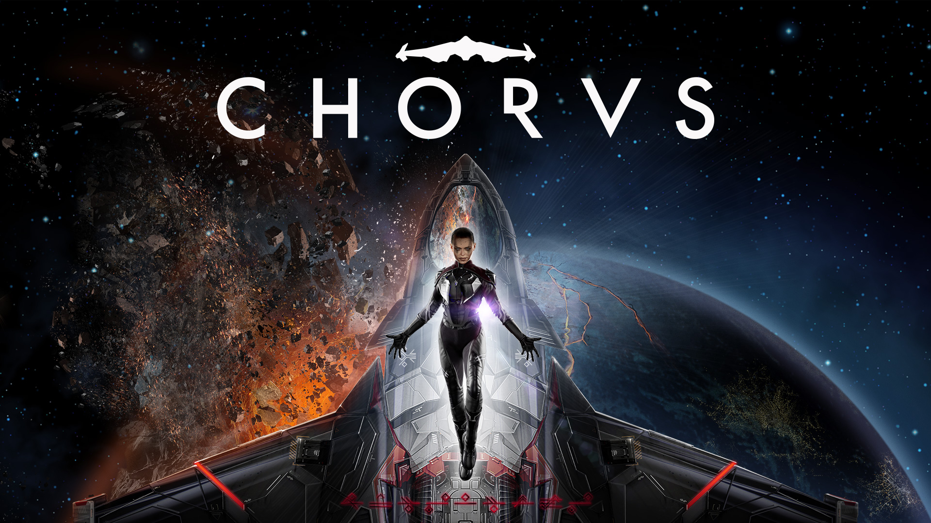 Video For Chorus, a New Space Combat Shooter, is Coming to Xbox Series X in 2021