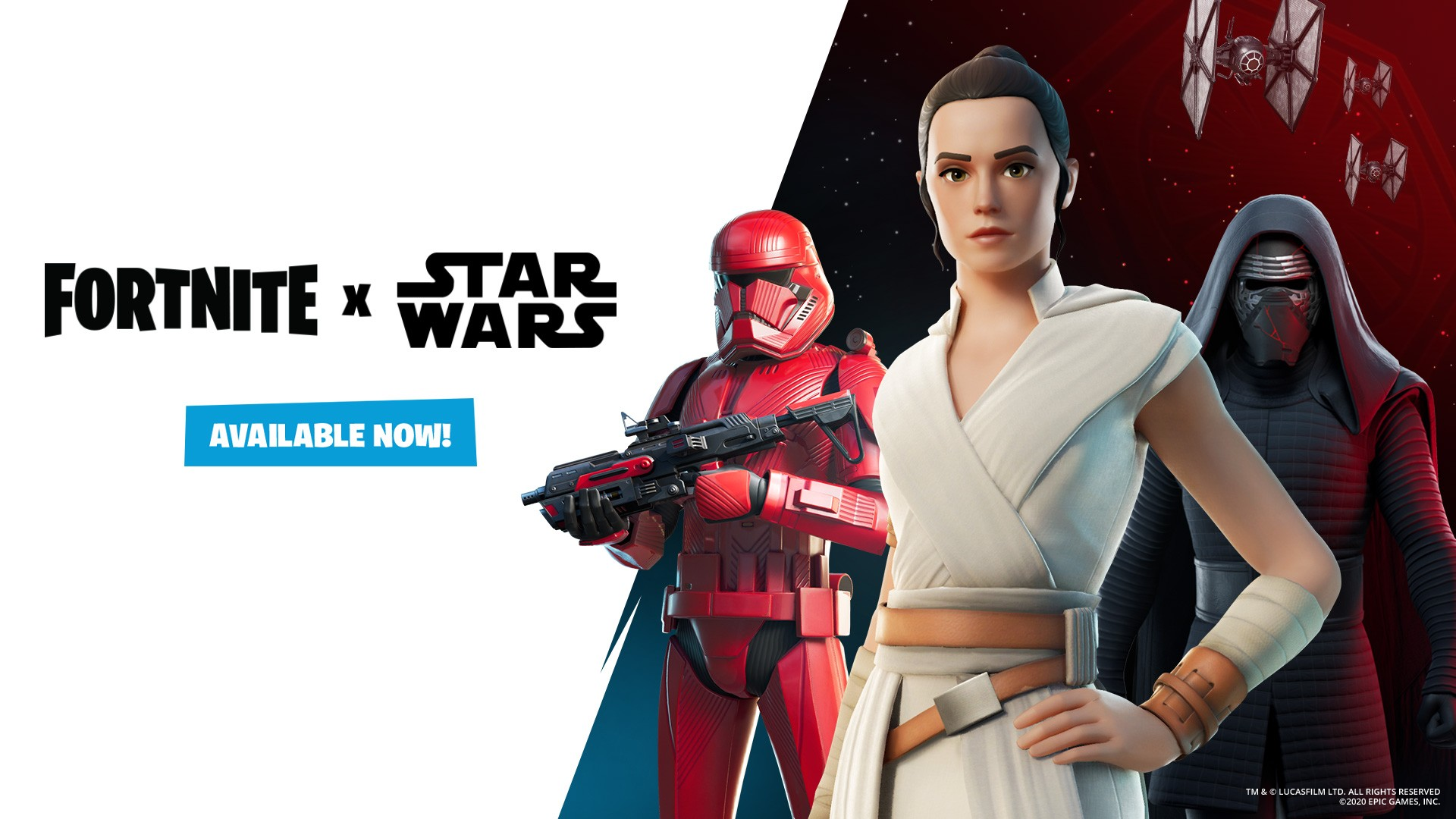 Fortnite - Star Wars Hero Image