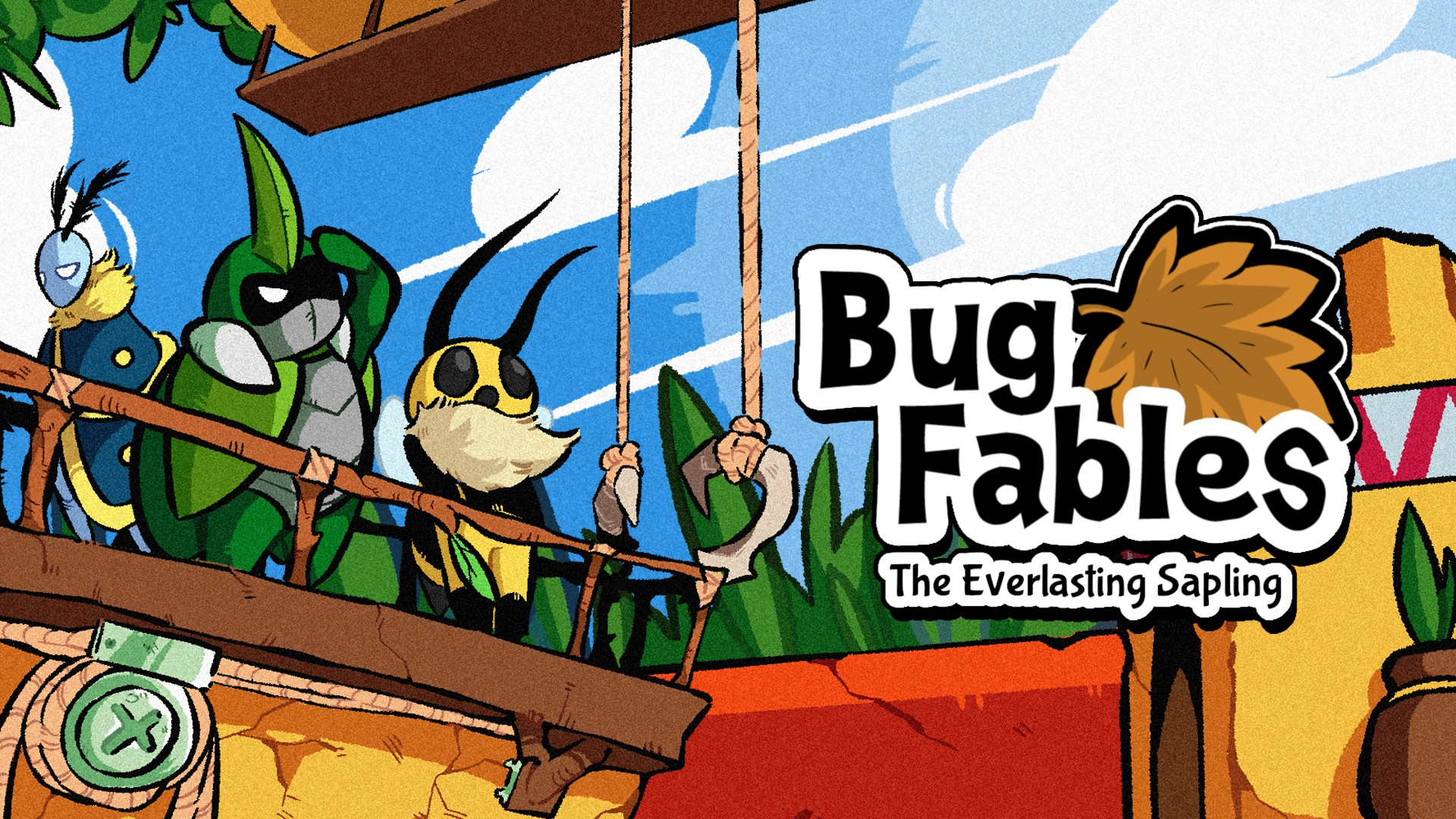 Video For Bug Fables: The Everlasting Sapling Available Today on Xbox One