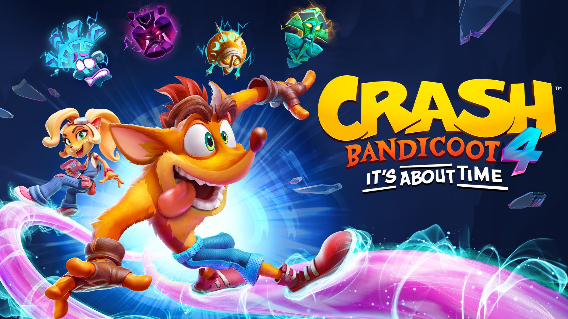 Crash Bandicoot 4: It's About Time… Fur a New Crash Bandicoot Game - Xbox  Wire