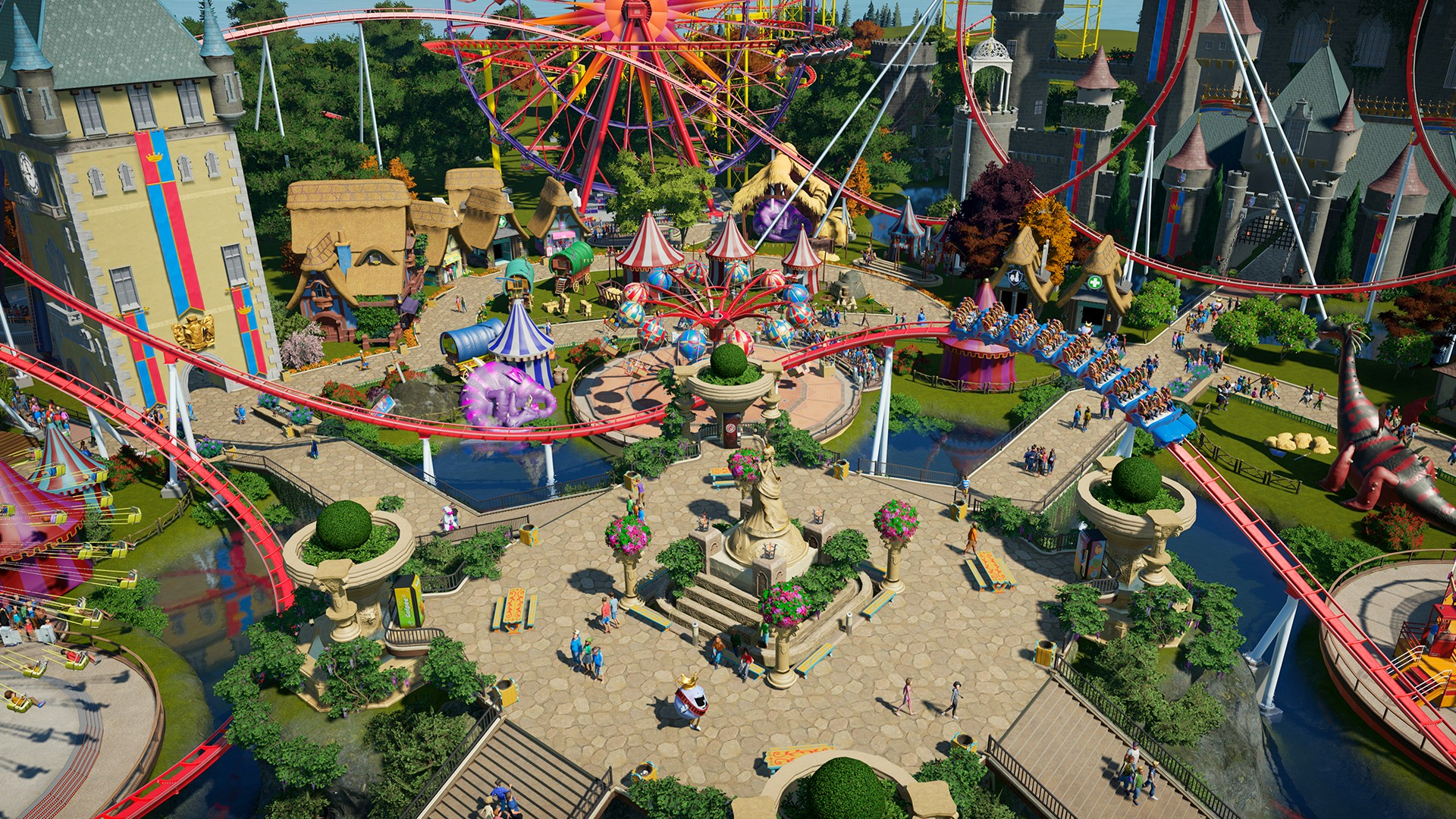 Planet Coaster Comes to Xbox This Holiday Season - Xbox Wire