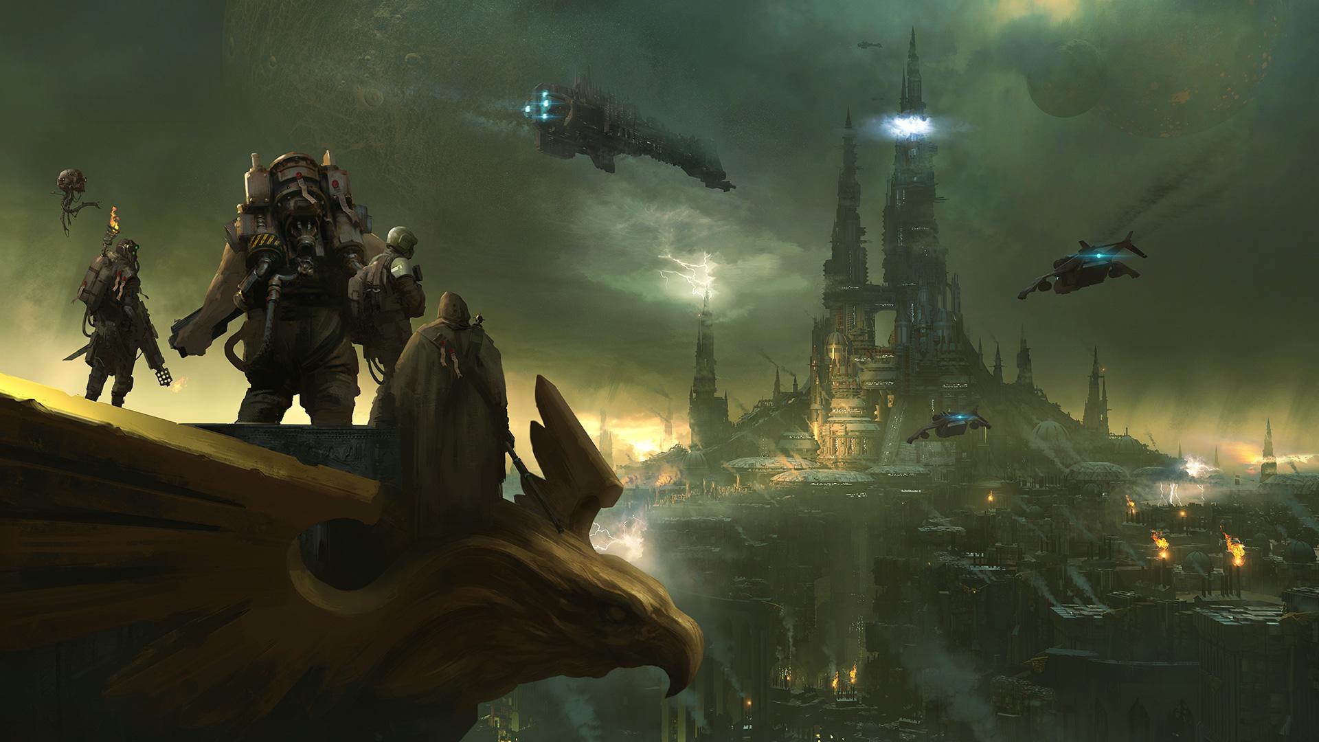 Video For Fatshark Announces Warhammer 40,000: Darktide for Xbox Series X