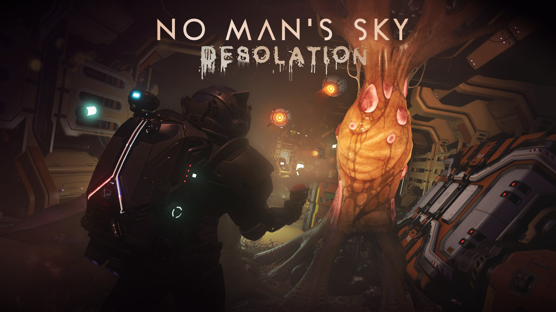 Video For Improved Combat, Deeper Space Exploration in Latest No Man's Sky Desolation Update