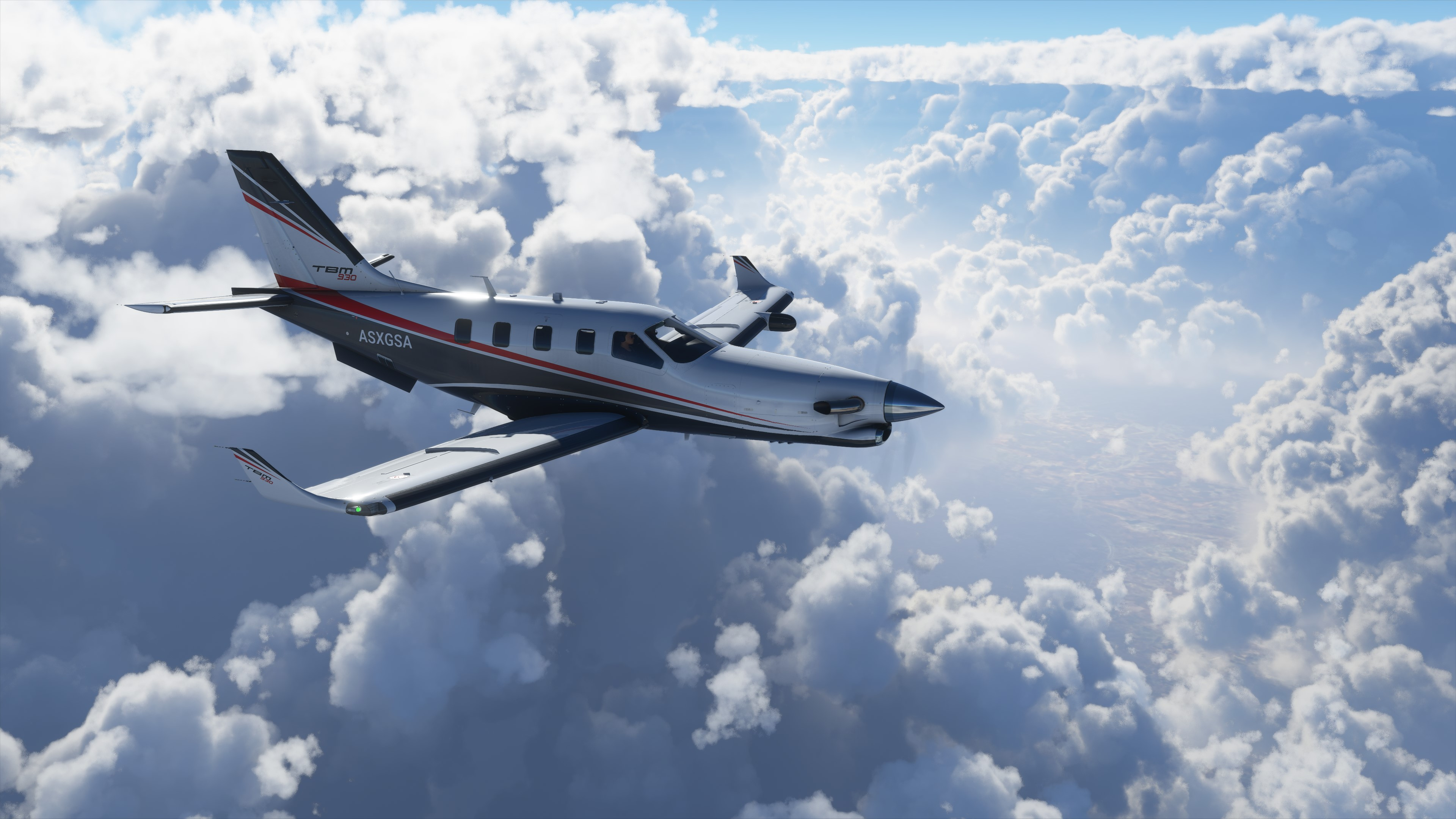 Video For Microsoft Flight Simulator to Launch on Steam on August 18; TrackIR and VR Supported