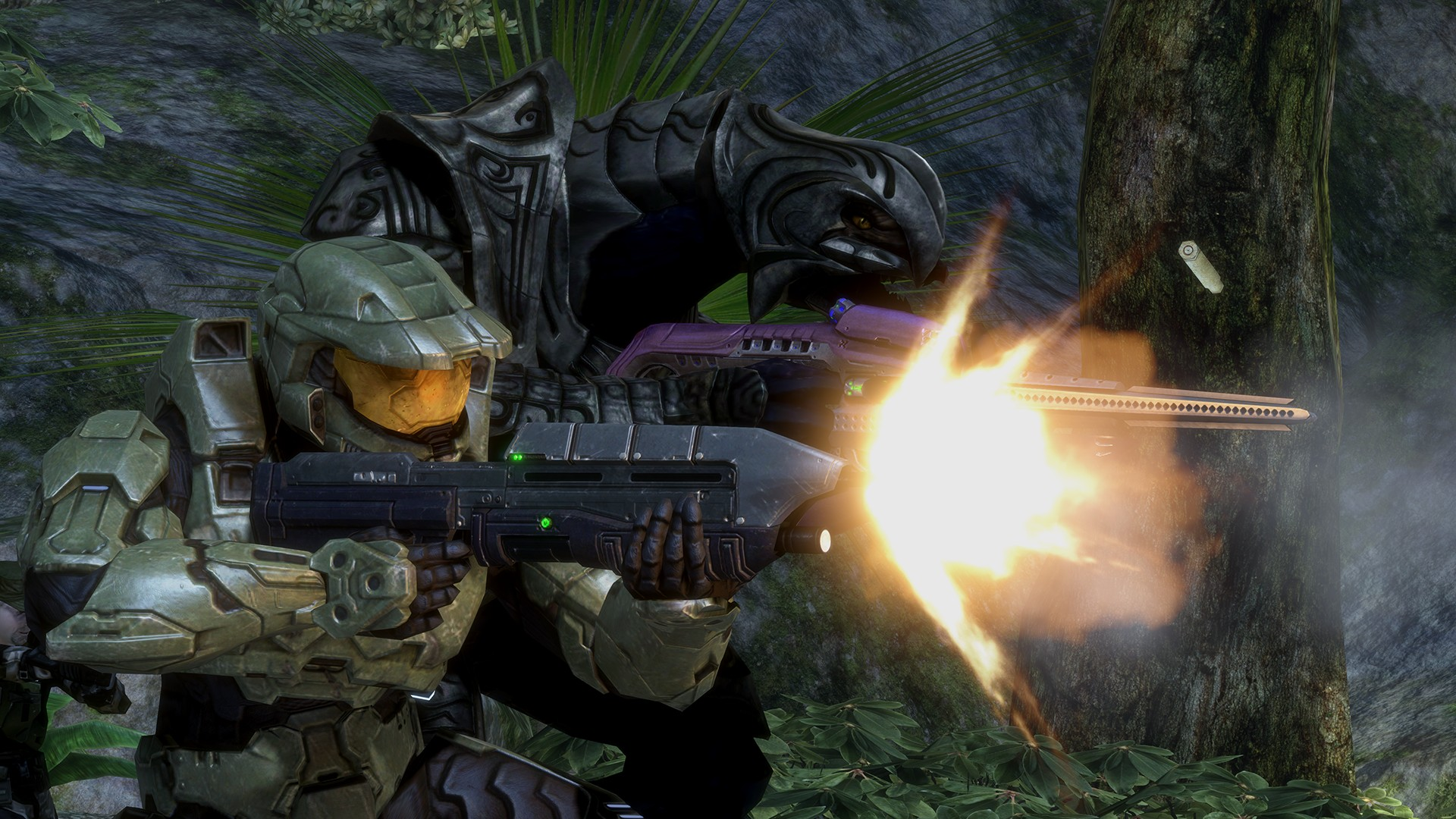 Video For Finish the Fight in Halo 3 Now Available for PC with The Master Chief Collection