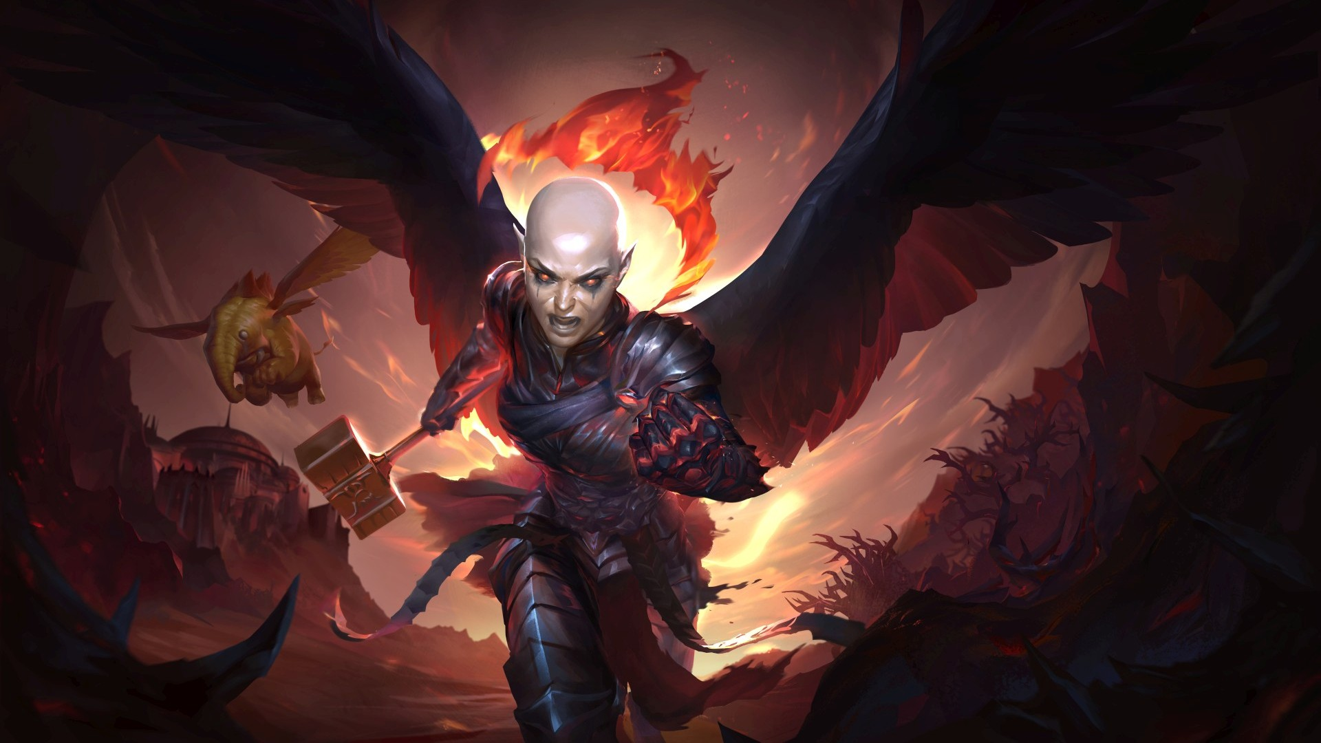 Video For Journey Through the Wastes of Hell in Neverwinter: Avernus