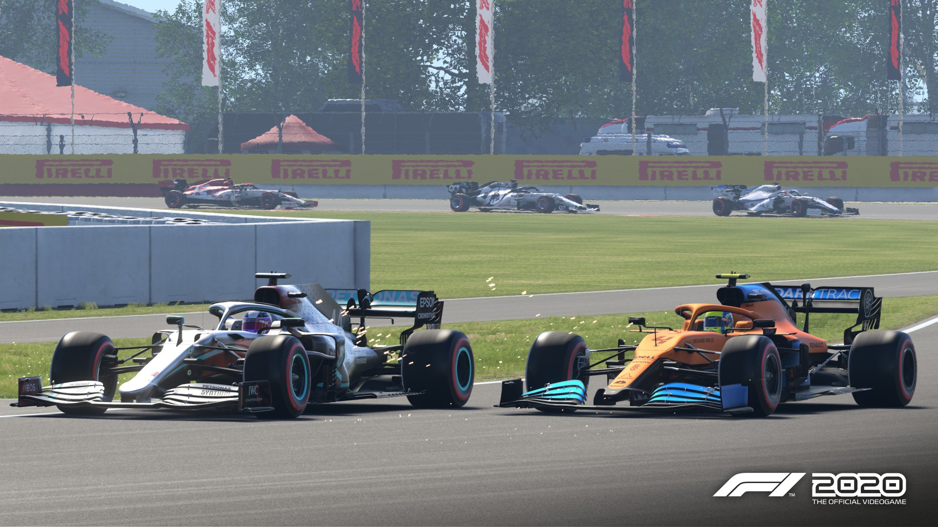Let S Race Together F1 2020 Is Out Now For Xbox One Xbox Wire